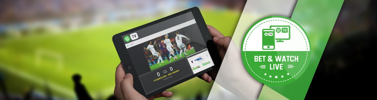 Live-Betting Unibet